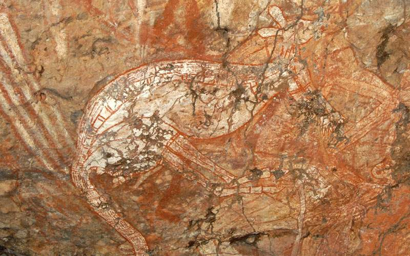 Discover the history of Kakadu in Australia