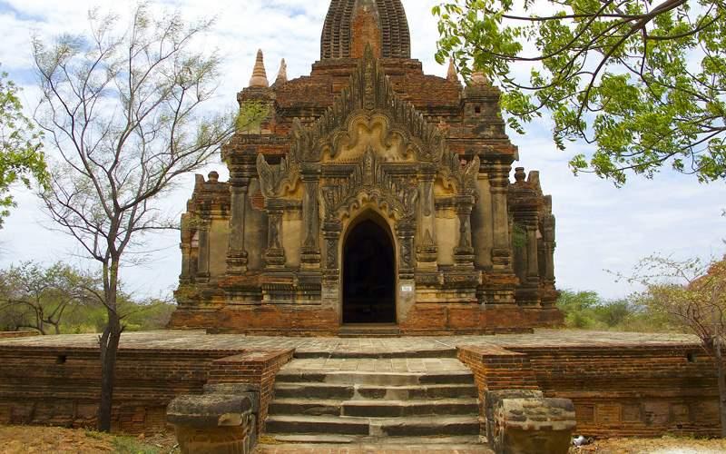 See temples in Myanmar