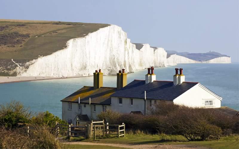 Seven Sisters, Eastbourne Seabourn Transatlantic