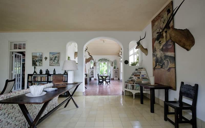 Visit the home of Ernest Hemingway