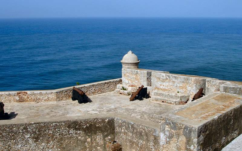 Visit historical sites in Cuba