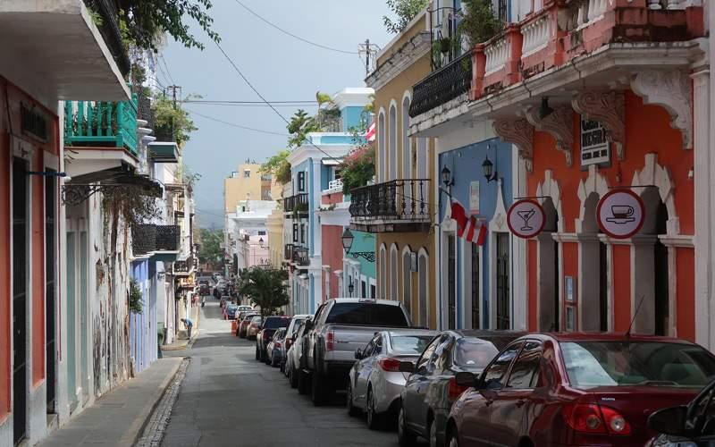 Explore Old San Juan