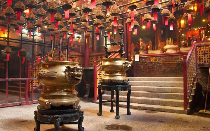 Man Mo Temple, Hong Kong Seabourn Africa