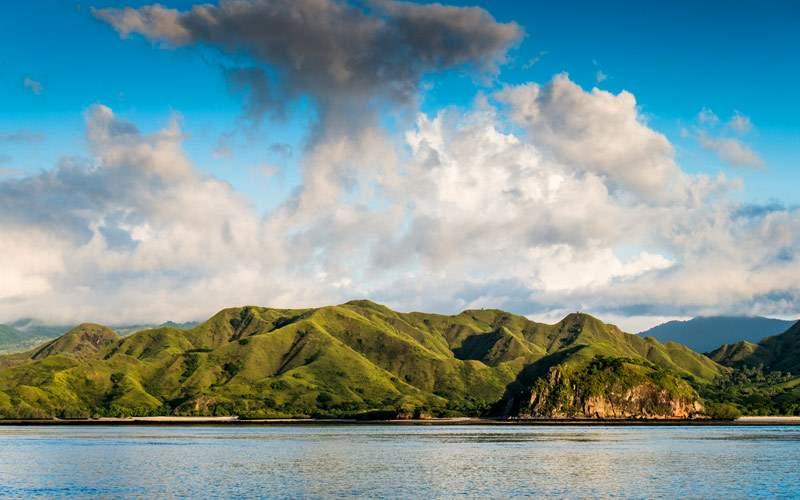 Komodo National Park, Indonesia Seabourn Tahiti