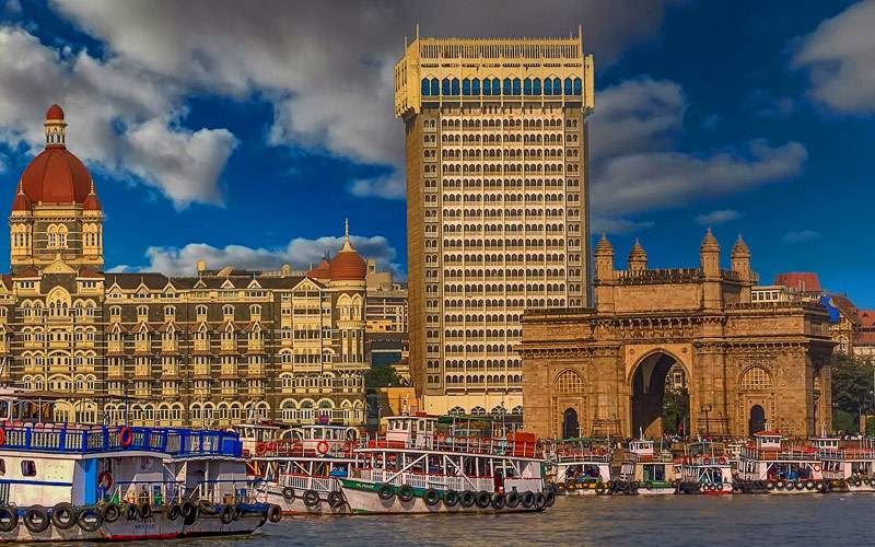 Take a tour of Mumbai, India
