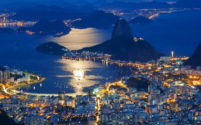 Sugar Loaf Rio de Janeiro Seabourn South America