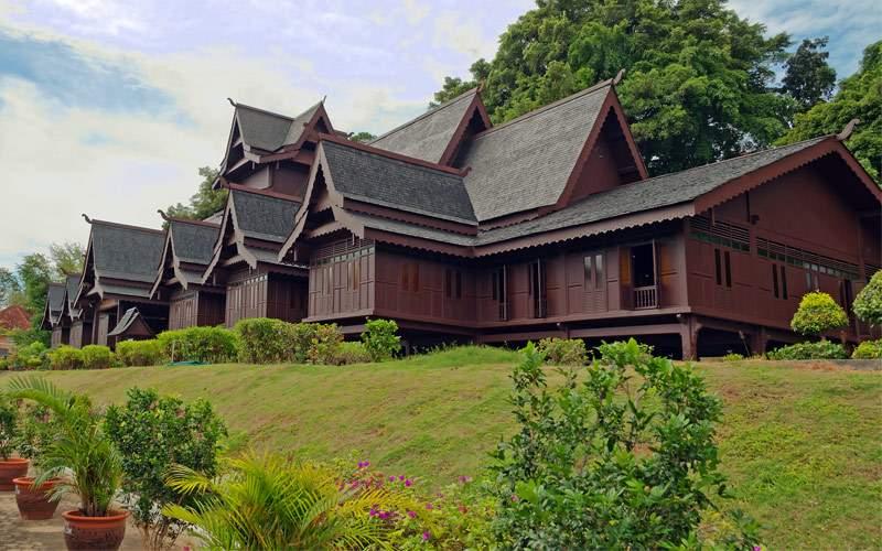 Replica of Melaka