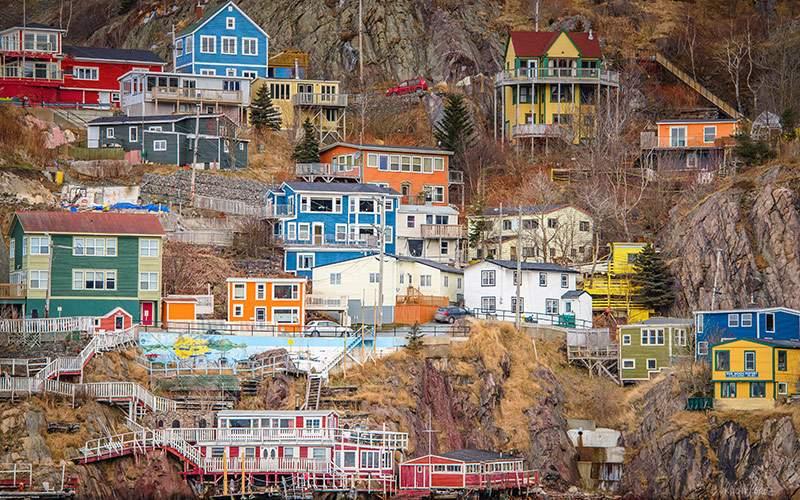 Visit St. Johns, Newfoundland