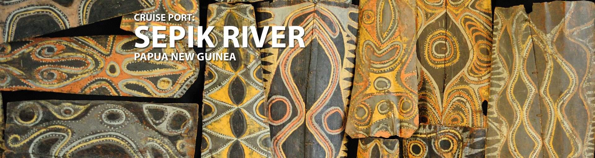 Cruises to Sepik River, Papua New Guinea