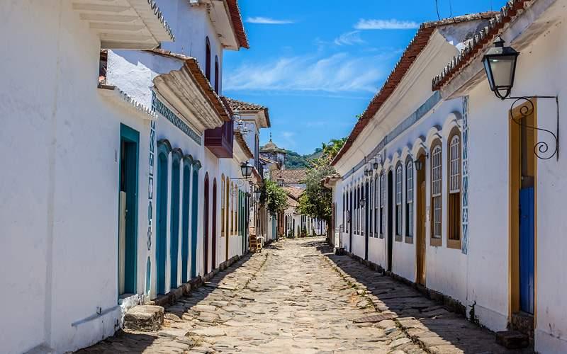 Paraty, Rio de Janeiro Silversea South America