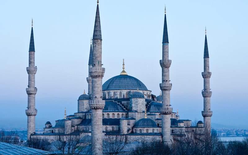 Blue Mosque in Istanbul Silversea Mediterranean
