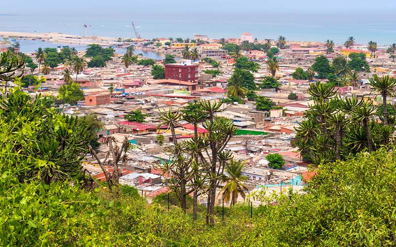 Luanda, Angola Silversea Cruises World