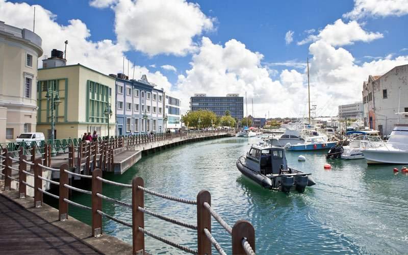 Bridgetown, Barbados Silversea Cruises Caribbean