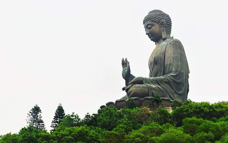 Po Lin Monastery in Hong Kong Silversea World