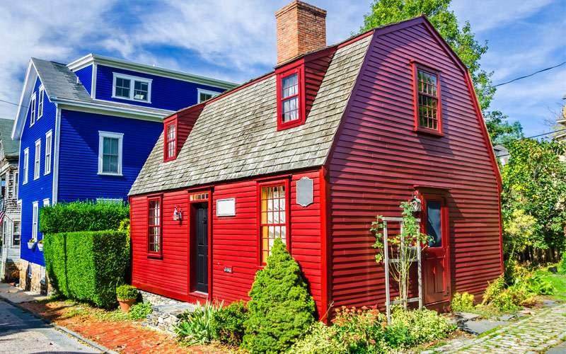 House in Newport, Rhode Island Silversea Canada