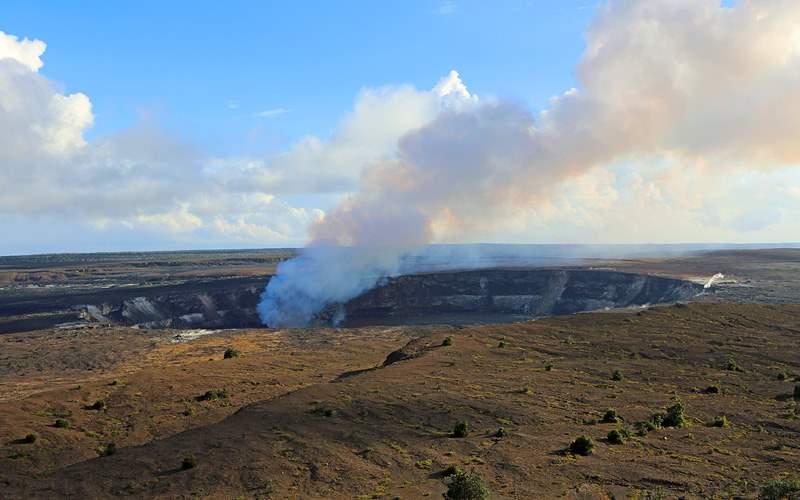 Volcanoes National Park, Hawaii Silversea World