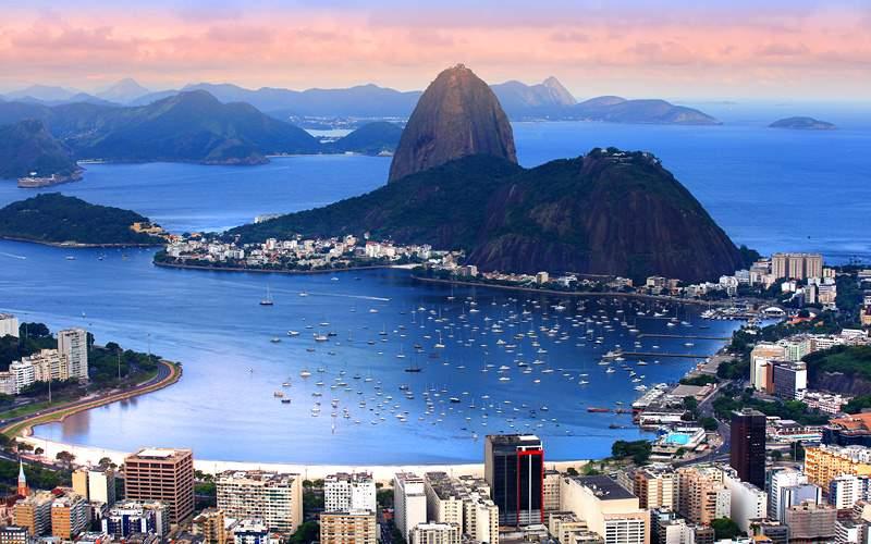 Rio De Janeiro, Brazil Silversea South America