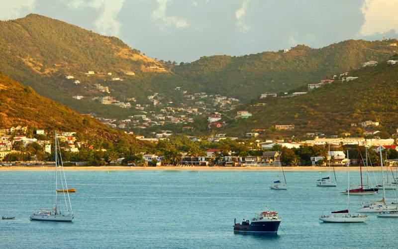 Philipsburg, St. Martin Silversea Cruise Caribbean