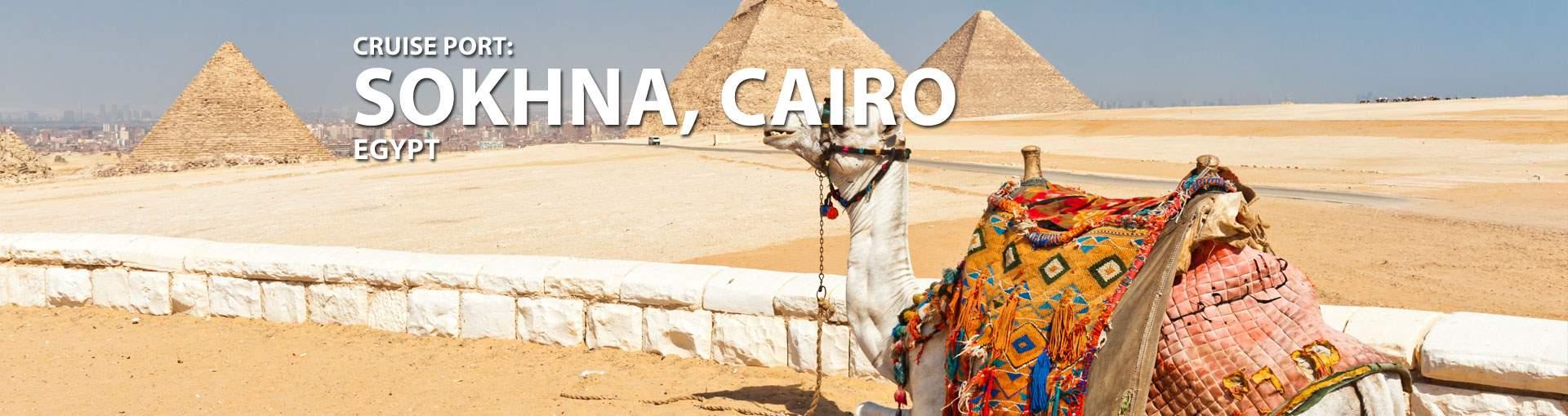 Cruises to Sokhna, Cairo, Egypt