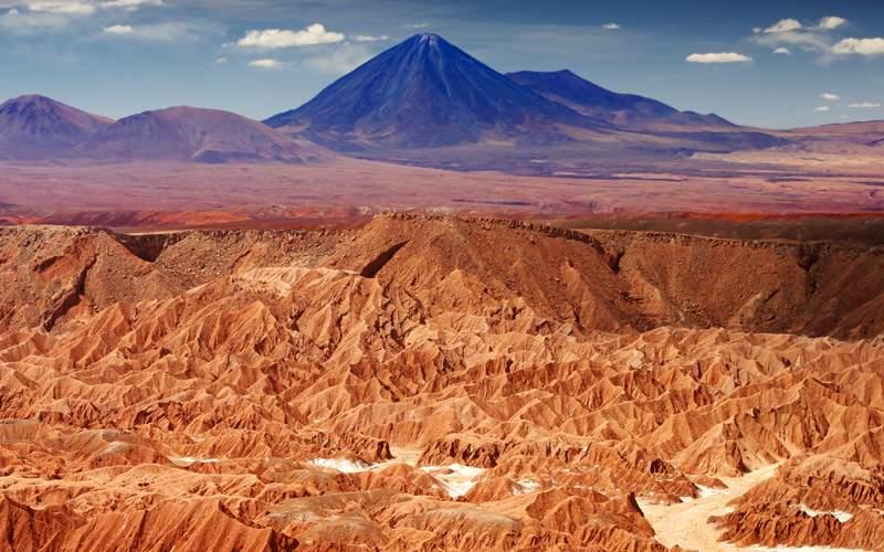 South America Cruisetours Atacama desert, Chile