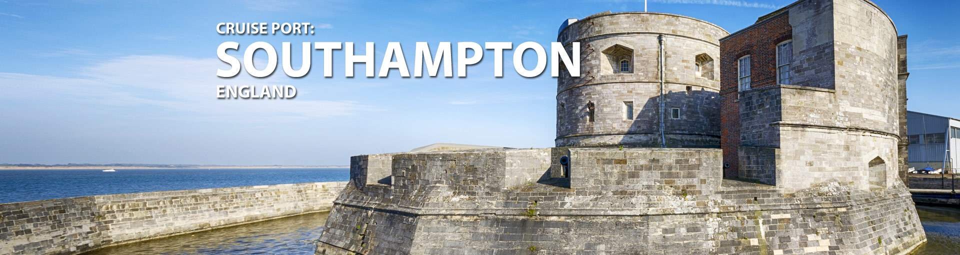 Cruises from Southampton, England