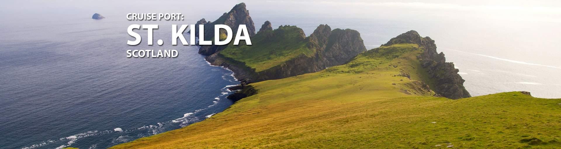 Cruises to St. Kilda, Scotland