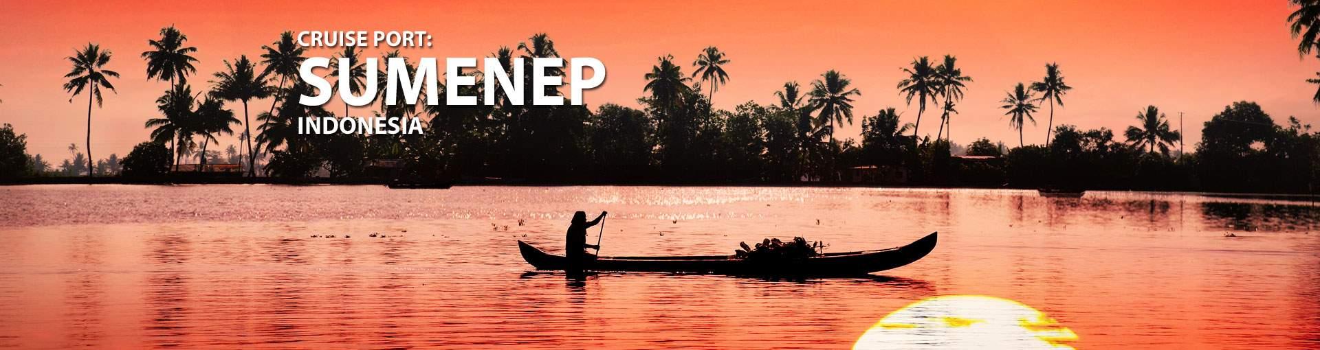 Cruises to Sumenep, Indonesia