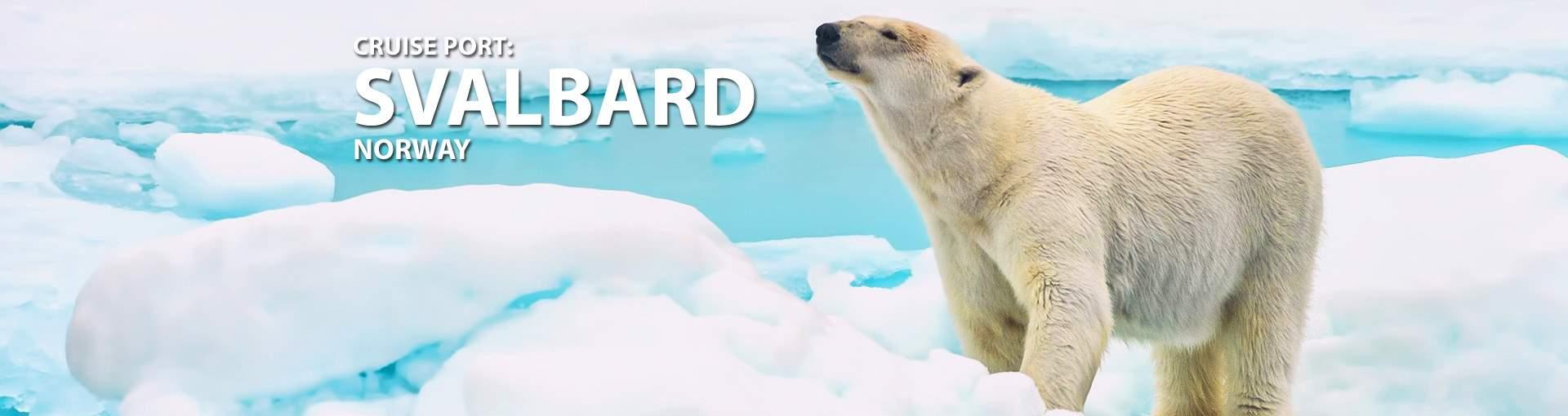 Cruises to Svalbard, Norway
