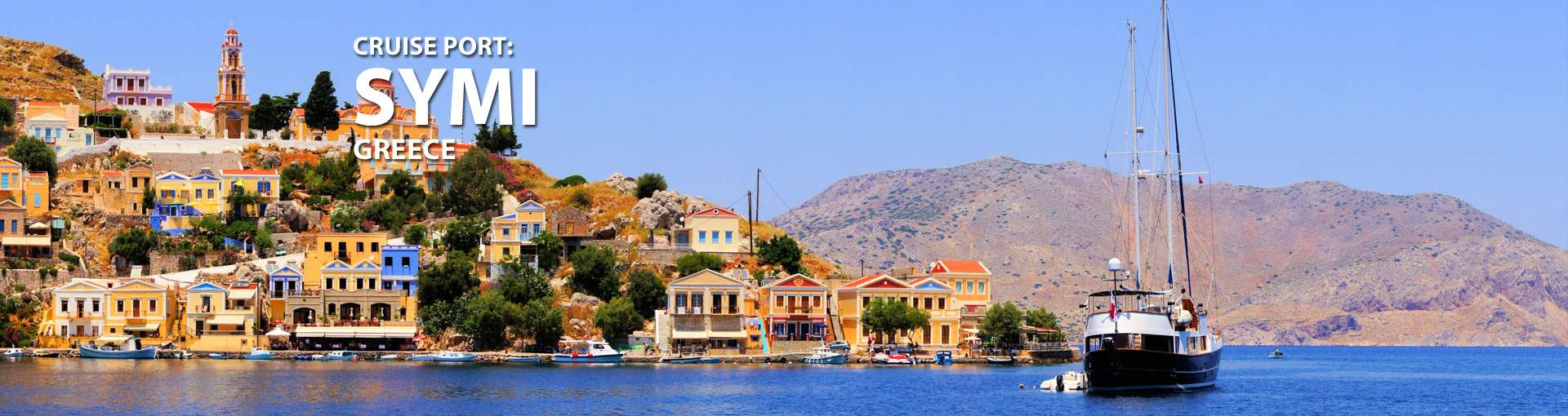 Cruises to Symi, Greece