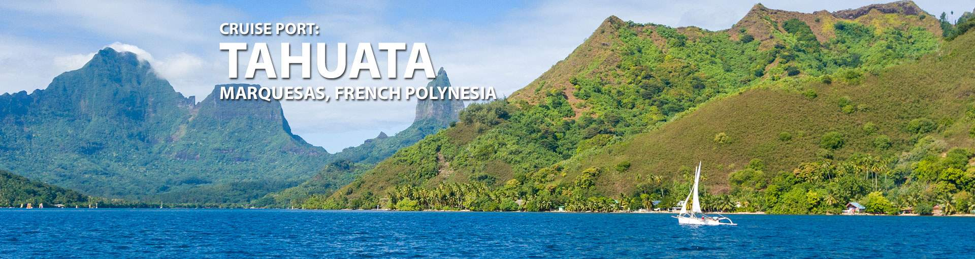 Cruises to Tahuata, Marquesas, French Polynesia