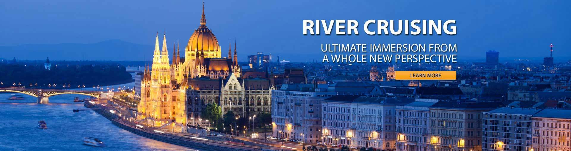 River Cruises from The Cruise Web