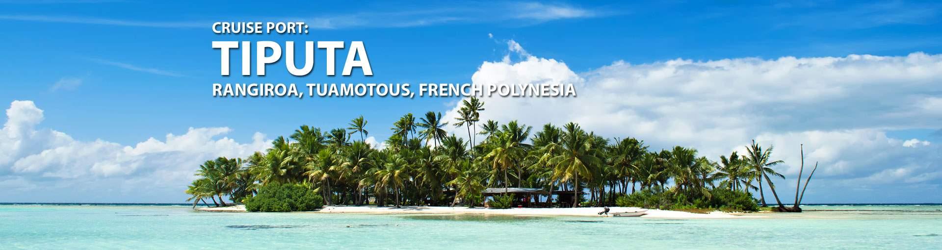 Cruises to Tiputa, Rangiroa, Tuamotus