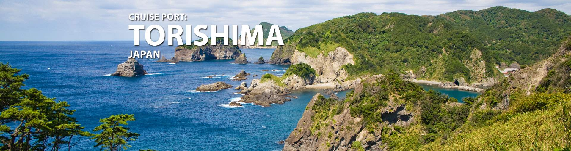 Cruises to Torishima, Japan