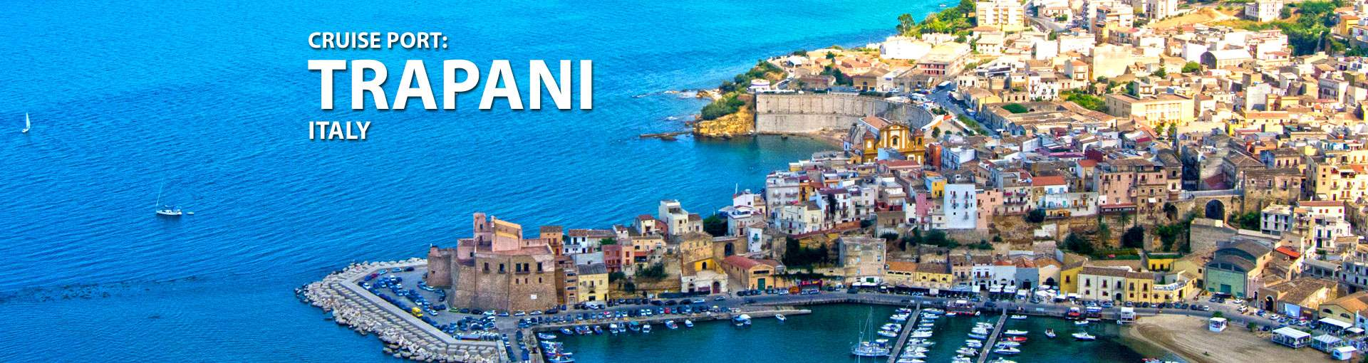 Cruises to Trapani, Italy