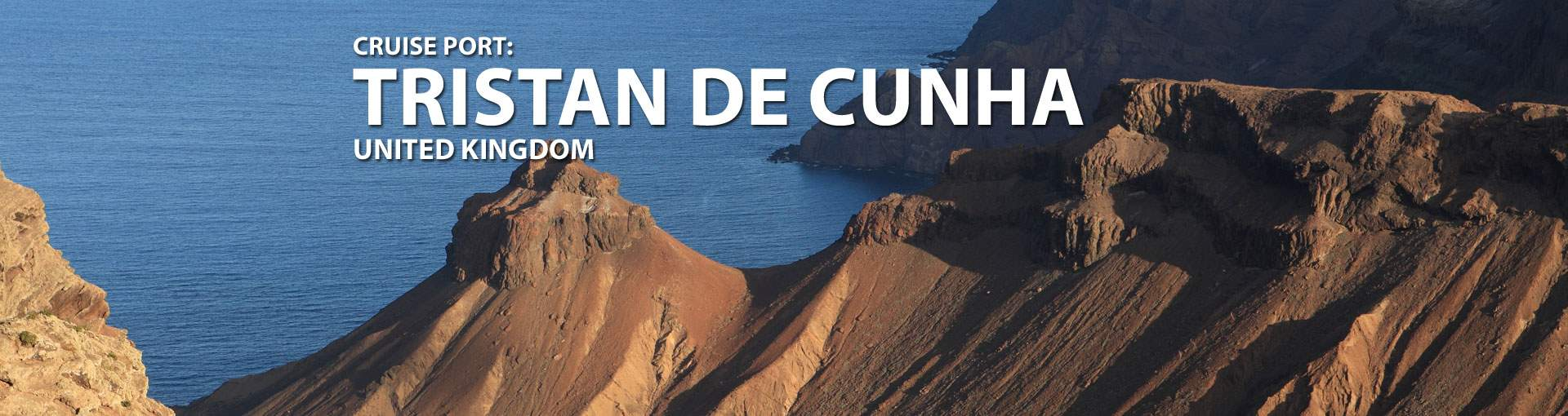 Cruises to Tristan De Cunha, United Kingdom