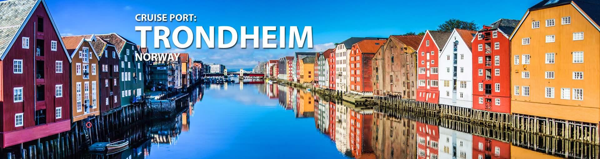 Cruise to Trondheim, Norway