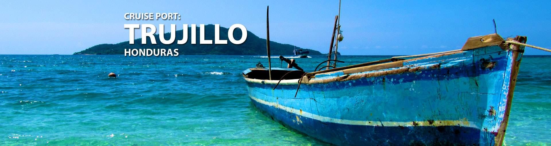 Cruises to Trujillo, Honduras