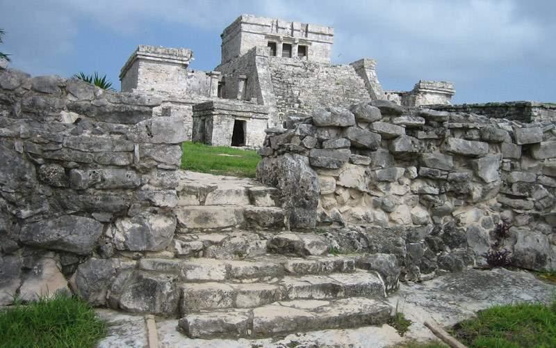 Tulum Ruin Cozumel, Mexico