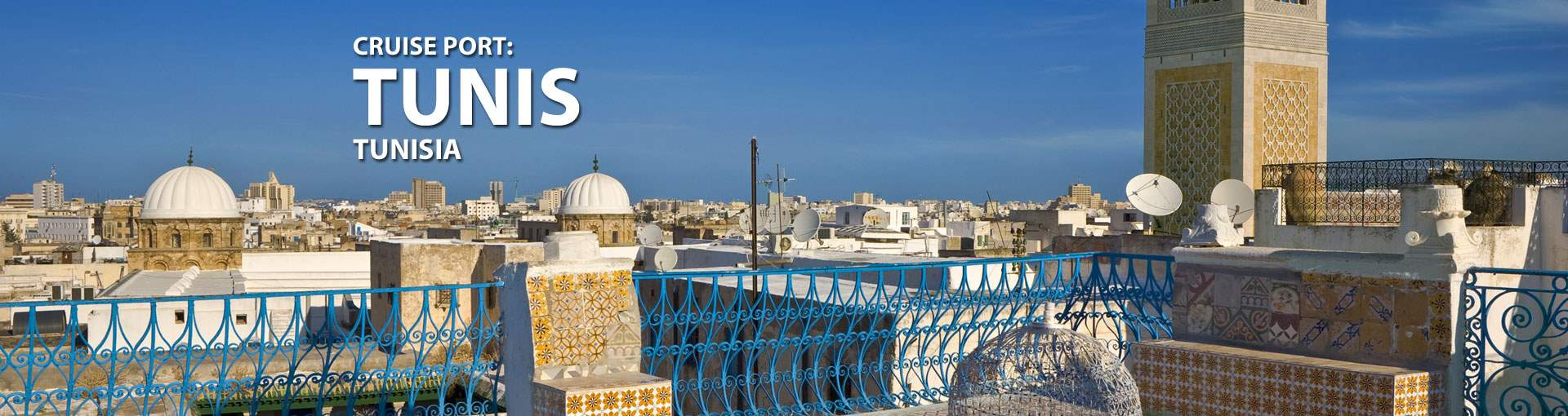 Cruises to Tunis, Tunisia