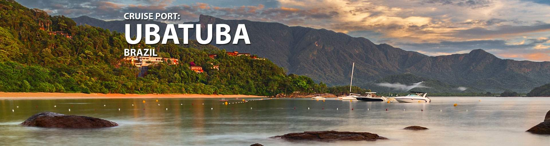 Cruises to Ubatuba, Brazil