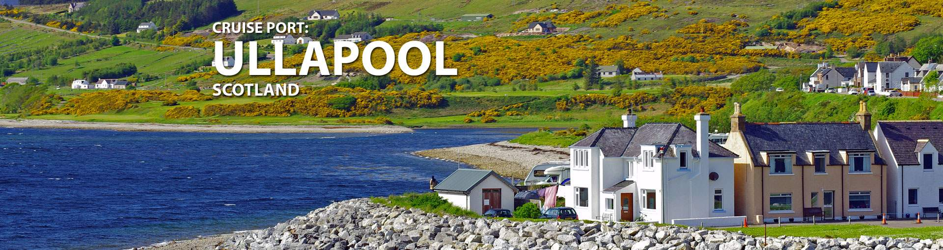 Cruises to Ullapool, Scotland