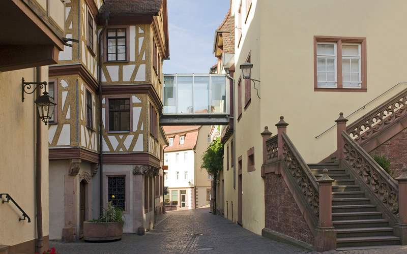 Old Town Wertheim am Main, Germany Uniworld Europe