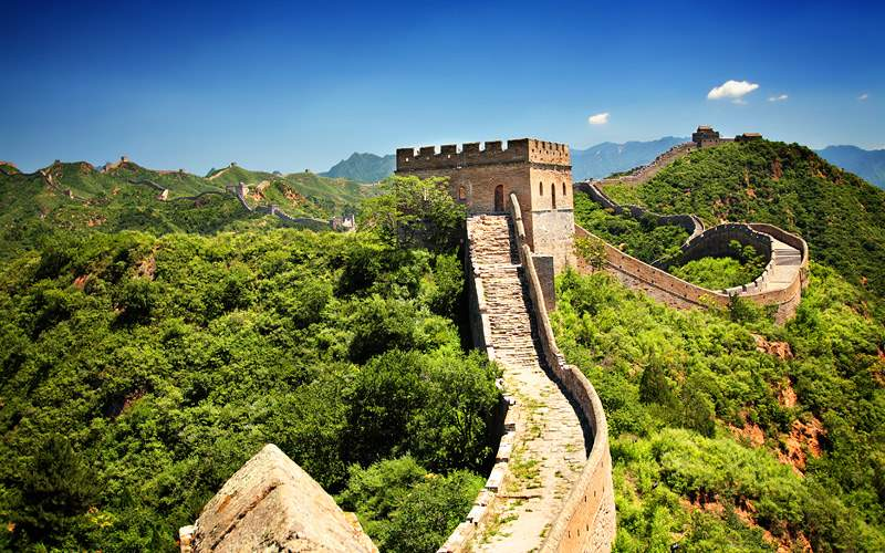 Great Wall of China Uniworld River Cruise