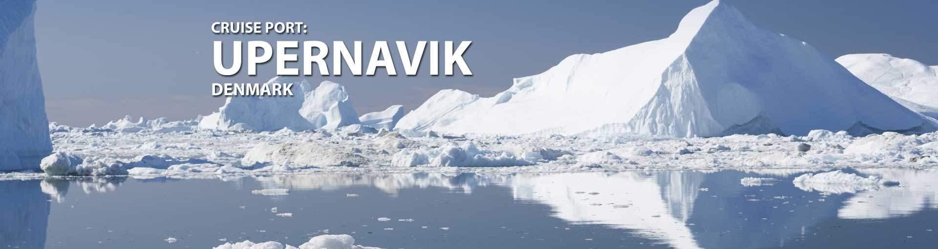 Cruises to Upernavik, Denmark