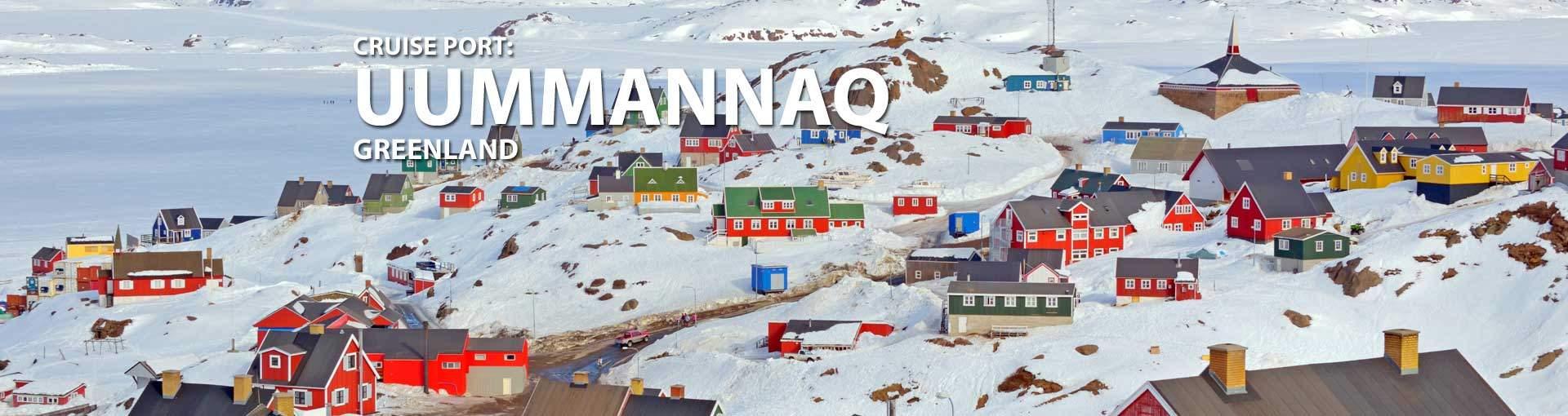 Cruises to Uummannaq, Greenland