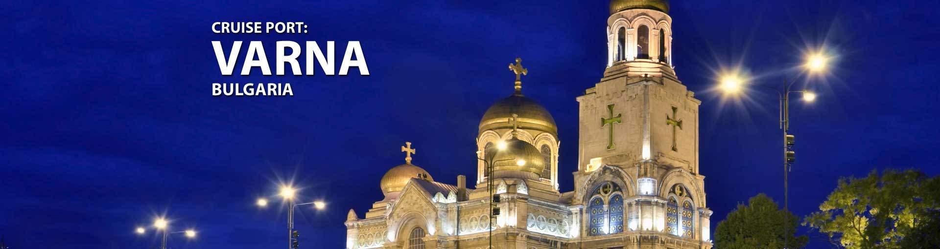 Cruises to Varna, Bulgaria