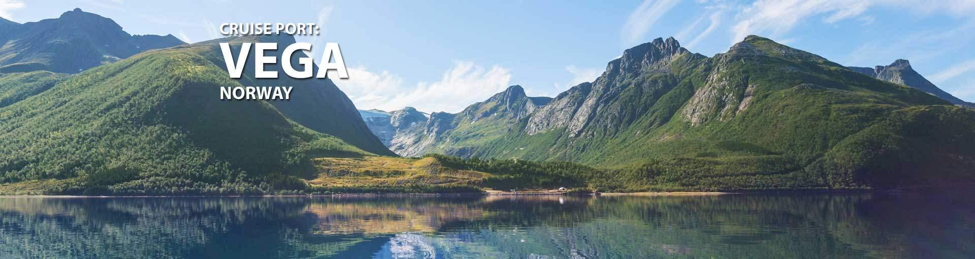 Cruises to Vega, Norway
