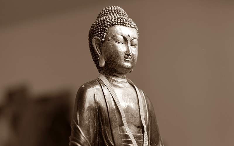 Learn about the roots of Buddhism