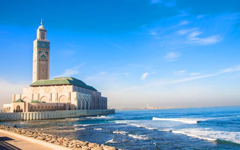Explore The White City - Casablanca
