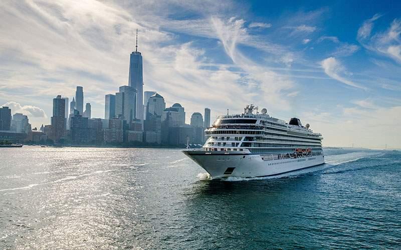 Viking Oceans in New York